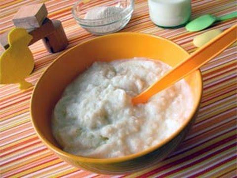 ryžių košė vaikui