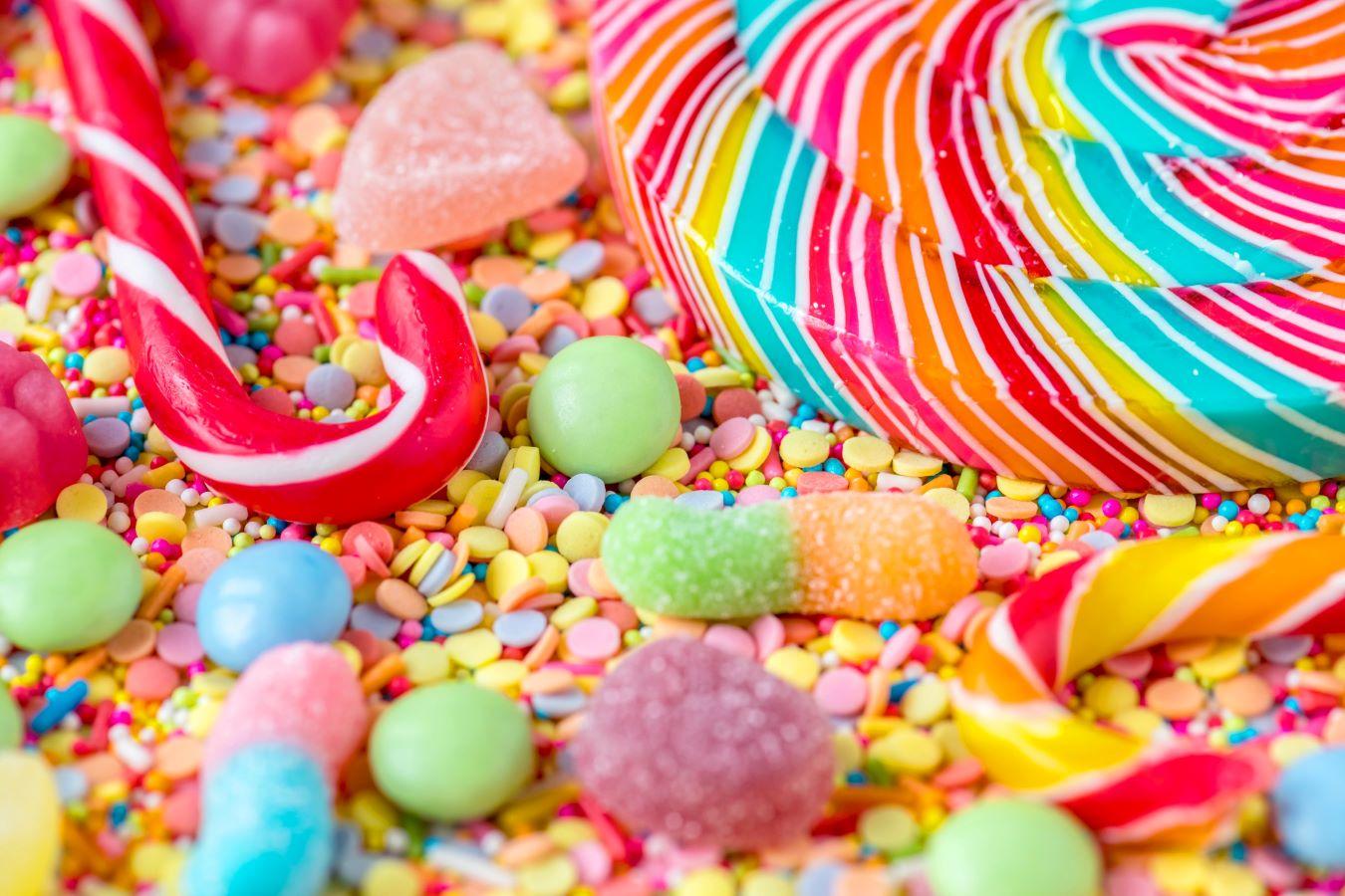 Kiek saldumynų vaikai suvalgo per dieną iš tikrųjų