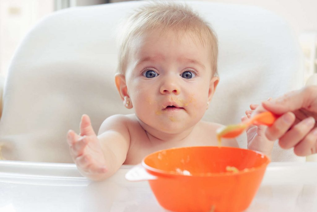 Kūdikio primaitinimas kada, kiek ir, svarbiausia, ką - Vaida Kurpienė